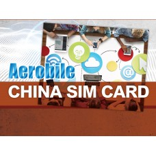 China Mobile Prepaid SIM - 6 GB 15 Days Data SIM