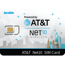 Recharge - AT&T Net10 USA Monthly Plan