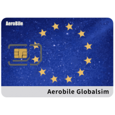 Aerobile Globalsim - Europe Blank Data SIM