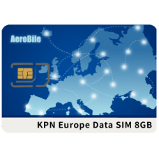 Netherland KPN SIM - Europe Data SIM