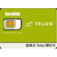 Recharge -  Telus Canada